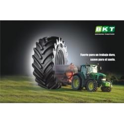 Traktor & Maskindäck