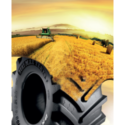 Traktordäck Radial