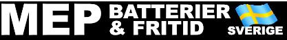 MEP Batterier & Fritid Sverige